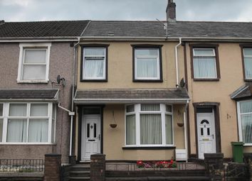 Thumbnail 3 bed terraced house for sale in Clifton Crescent, Aberdare
