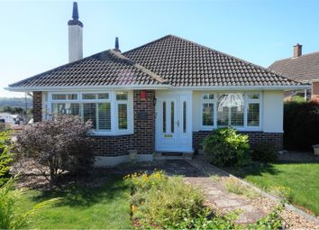 Thumbnail 2 bed bungalow for sale in Furzehatt Park Road, Plymouth