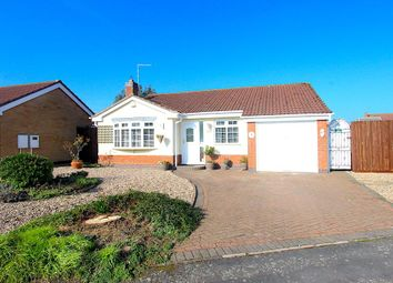 Thumbnail 2 bed detached bungalow for sale in Woodpecker Drive, Leicester Forest East, Leicester