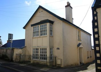 Thumbnail 3 bed detached house for sale in High Street, Halberton, Tiverton