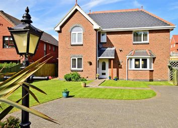 Thumbnail 4 bed detached house for sale in Madeira Lane, Freshwater, Isle Of Wight