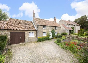 Thumbnail 4 bed detached house for sale in Columbine Cottage, Main Street, Terrington, York