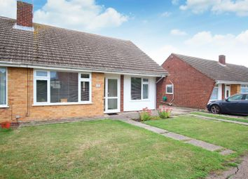 Thumbnail 2 bed semi-detached bungalow for sale in The Heights, Seasalter, Whitstable
