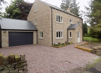 Thumbnail 5 bed detached house to rent in Paddock Lane, Whaley Bridge, Derbyshire