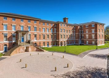 Thumbnail 2 bed flat for sale in West Court, St. Georges Mansions, Stafford