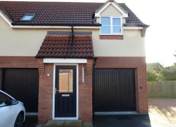 Thumbnail 2 bed flat to rent in Fretter Close, Broughton Astley, Leicester