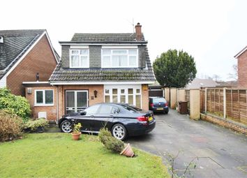 Thumbnail 3 bed detached house for sale in Cranfield Road, Wigan