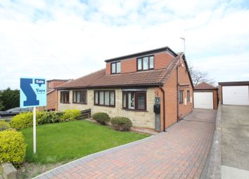 Thumbnail 3 bed bungalow for sale in Hollin Drive, Durkar, Wakefield