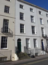 Thumbnail 1 bed flat to rent in Grosvenor Street, Cheltenham