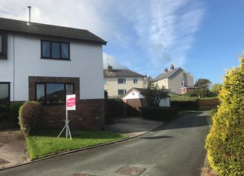 Thumbnail 2 bed semi-detached house for sale in Tan Y Maes, Glan Conwy, Colwyn Bay