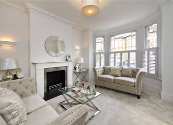 Thumbnail 5 bed terraced house for sale in Blake Gardens, Fulham, London