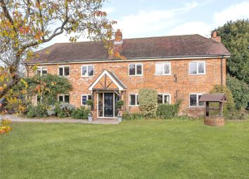 Thumbnail 5 bed detached house for sale in Reading Road, Padworth Common, Reading