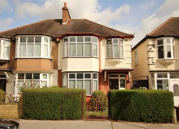 Thumbnail 3 bed semi-detached house for sale in Craignish Avenue, Norbury, London
