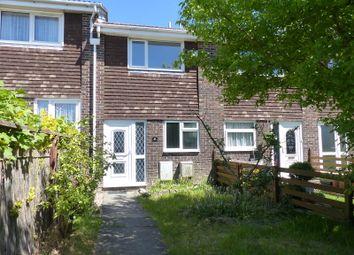 Thumbnail 2 bed terraced house for sale in Trem-Y-Mor, Brackla, Bridgend.