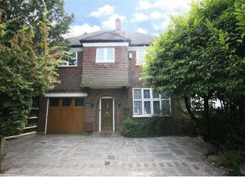 Thumbnail 4 bed detached house to rent in St. Andrew's Close, London
