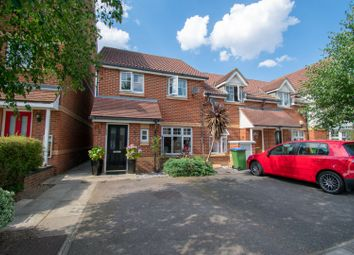 Thumbnail 3 bed semi-detached house for sale in Greenhaven Drive, London