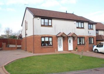 Thumbnail 3 bed semi-detached house for sale in Lochinch Place, Newton Mearns, Glasgow, East Renfrewshire