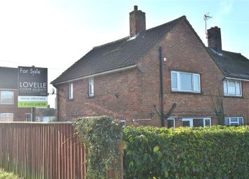 Thumbnail 3 bed semi-detached house for sale in Rawlinson Avenue, Caistor