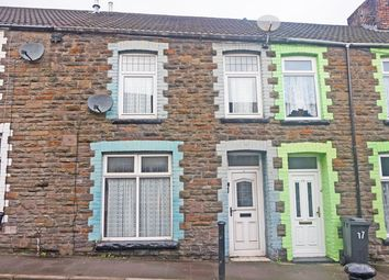 Thumbnail 3 bed terraced house for sale in Fox Street, Treharris