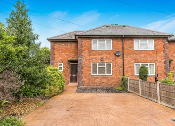 Thumbnail 3 bed semi-detached house for sale in Caer Road, Oswestry