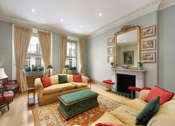 Thumbnail 4 bedroom flat to rent in West Halkin Street, Belgravia