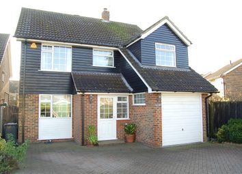 Thumbnail 4 bedroom detached house for sale in Thorney Road, Capel St. Mary, Ipswich