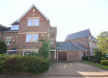 Thumbnail 4 bed semi-detached house for sale in Minister Court, Frogmore, St. Albans, Hertfordshire