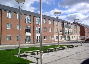 Thumbnail 1 bed flat to rent in Riverside Drive, Lincoln