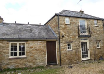 Thumbnail 2 bed cottage to rent in Station Road, Wing, Oakham