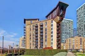 Thumbnail 3 bedroom shared accommodation to rent in Millennium Harbour, Isle Of Dogs