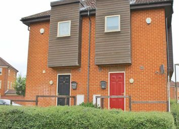 Thumbnail 2 bed terraced house for sale in Levens Hall Drive, Westcroft, Milton Keynes