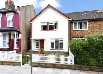 Thumbnail 3 bedroom end terrace house for sale in Fairfax Road, Harringay, London