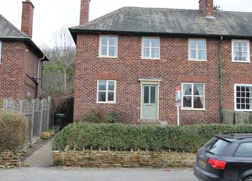 Thumbnail 3 bed semi-detached house to rent in Piccadilly Road, Chesterfield