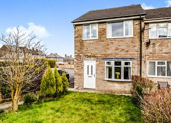 Thumbnail 3 bedroom terraced house for sale in Howden Close, Cowlersley, Huddersfield