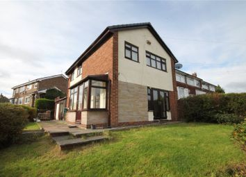 Thumbnail 3 bed detached house to rent in Shelfield Close, Rochdale, Greater Manchester
