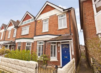 Thumbnail 2 bedroom end terrace house for sale in Florence Road, Lower Parkstone, Poole