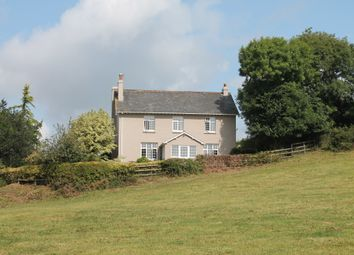 Thumbnail 4 bed farmhouse to rent in Yealmpton, Plymouth