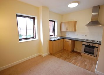 Thumbnail 2 bed flat for sale in Springwood Gardens, Belper