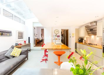 Thumbnail 4 bed terraced house for sale in Willoughby Road, London