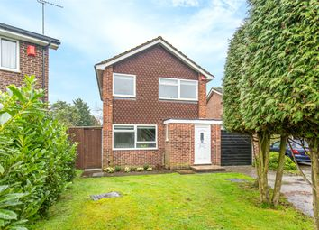 Thumbnail 3 bedroom detached house to rent in The Hawthorns, Oxted, Surrey