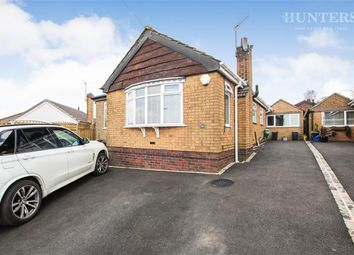 Thumbnail 4 bed detached bungalow for sale in Overland Drive, Brown Edge, Stoke-On-Trent