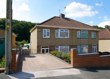 Thumbnail 3 bed semi-detached house for sale in Woodcroft Road, Bristol