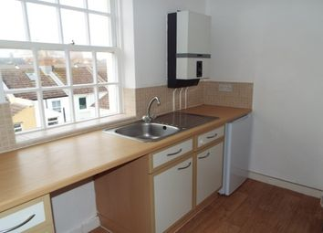 Thumbnail 2 bed flat to rent in West Buildings, Worthing