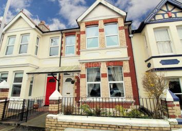 Thumbnail 4 bedroom terraced house for sale in Pounds Park Road, Plymouth