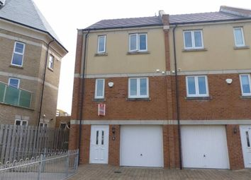 Thumbnail 2 bed town house for sale in Passage Close, Weymouth, Dorset