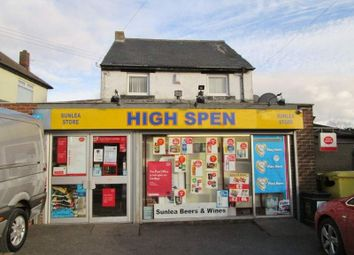 Thumbnail Retail premises for sale in Hookergate Lane, Rowlands Gill