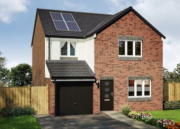 "Thumbnail 4 bed detached house for sale in ""The Leith"" at Cupar Road, Guardbridge, St. Andrews"