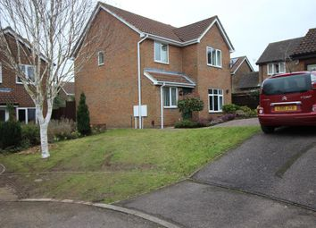 Thumbnail 3 bed detached house for sale in Waterhouse Gardens, Barton Seagrave, Kettering