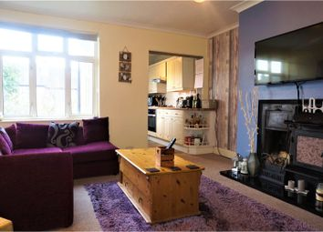 Thumbnail 3 bed flat for sale in Heyford Road, Mitcham