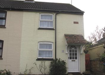 Thumbnail 3 bedroom semi-detached house to rent in East Fen Common, Soham, Ely